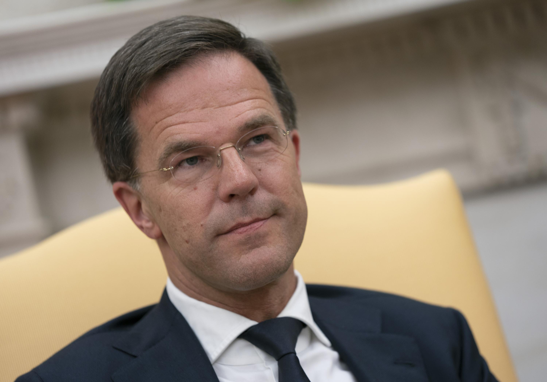 """""""O nosso país foi abalado por um ataque em Utrecht"""""""