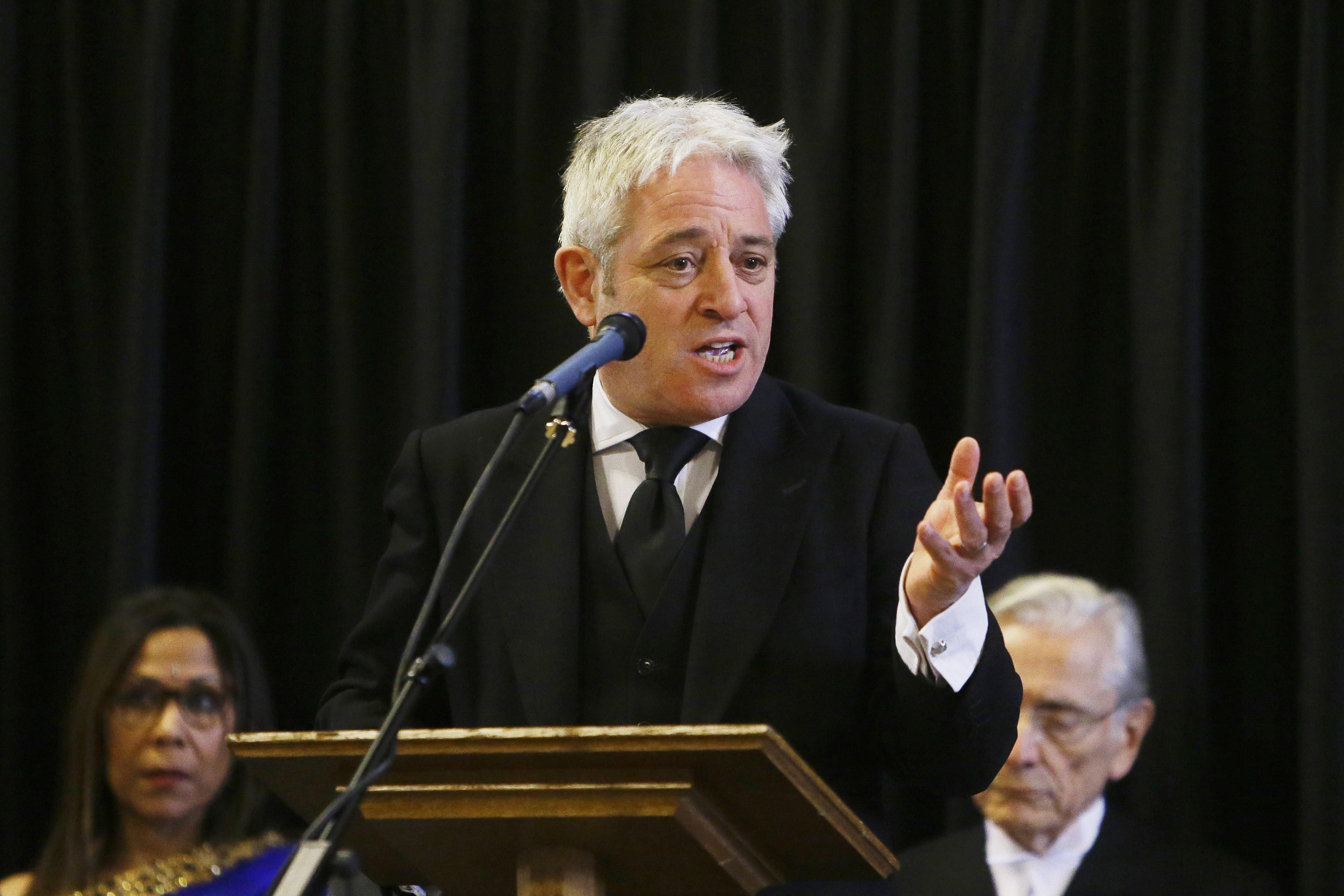 Presidente do parlamento surpreende e ameaça vetar nova votação do Acordo