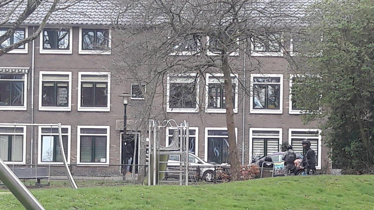 Principal suspeito do tiroteio em Utrecht foi detido