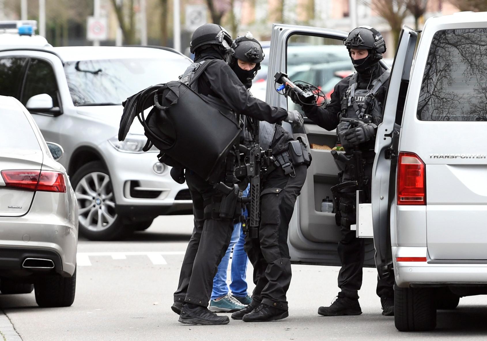 Identificadas todas as vítimas mortais do tiroteio em Utrecht