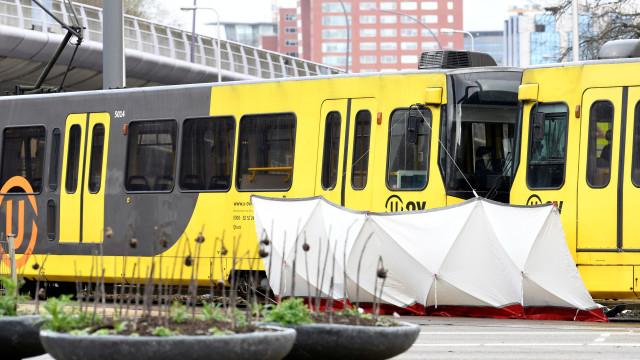 Identificadas duas das três vítimas do ataque a um elétrico em Utrecht