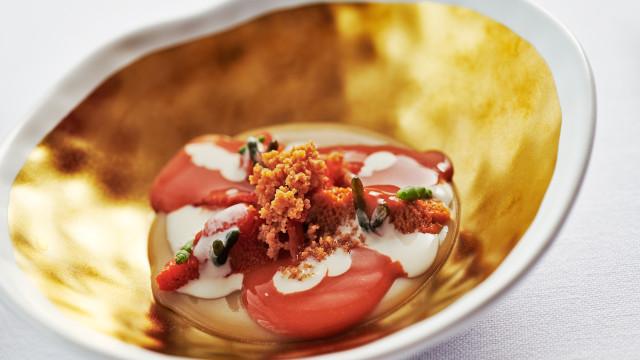 Restaurante The Yeatman: Uma viagem à essência pela mão do Chefe Ricardo