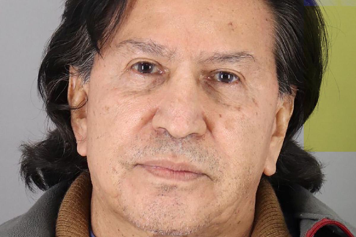 Ex-presidente do Peru detido por estar alcoolizado