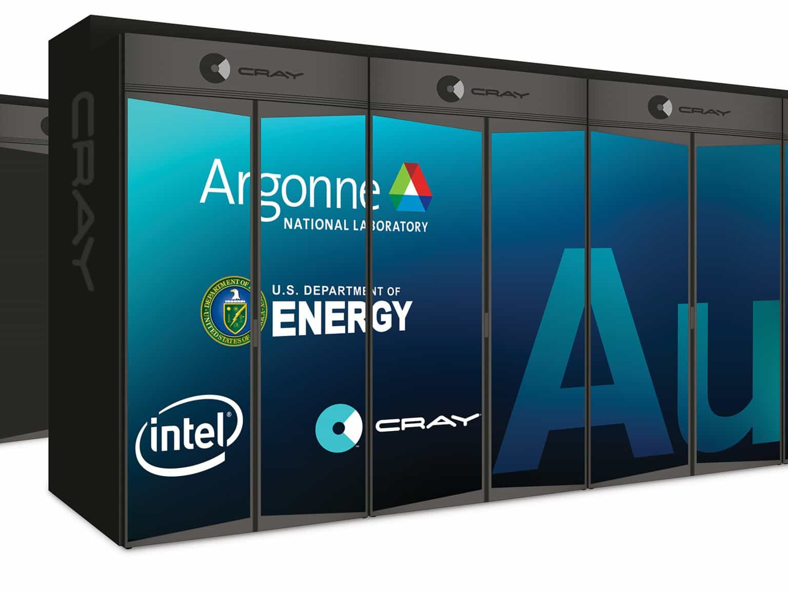 Intel ajudará a criar primeiro supercomputador de exaescala dos EUA