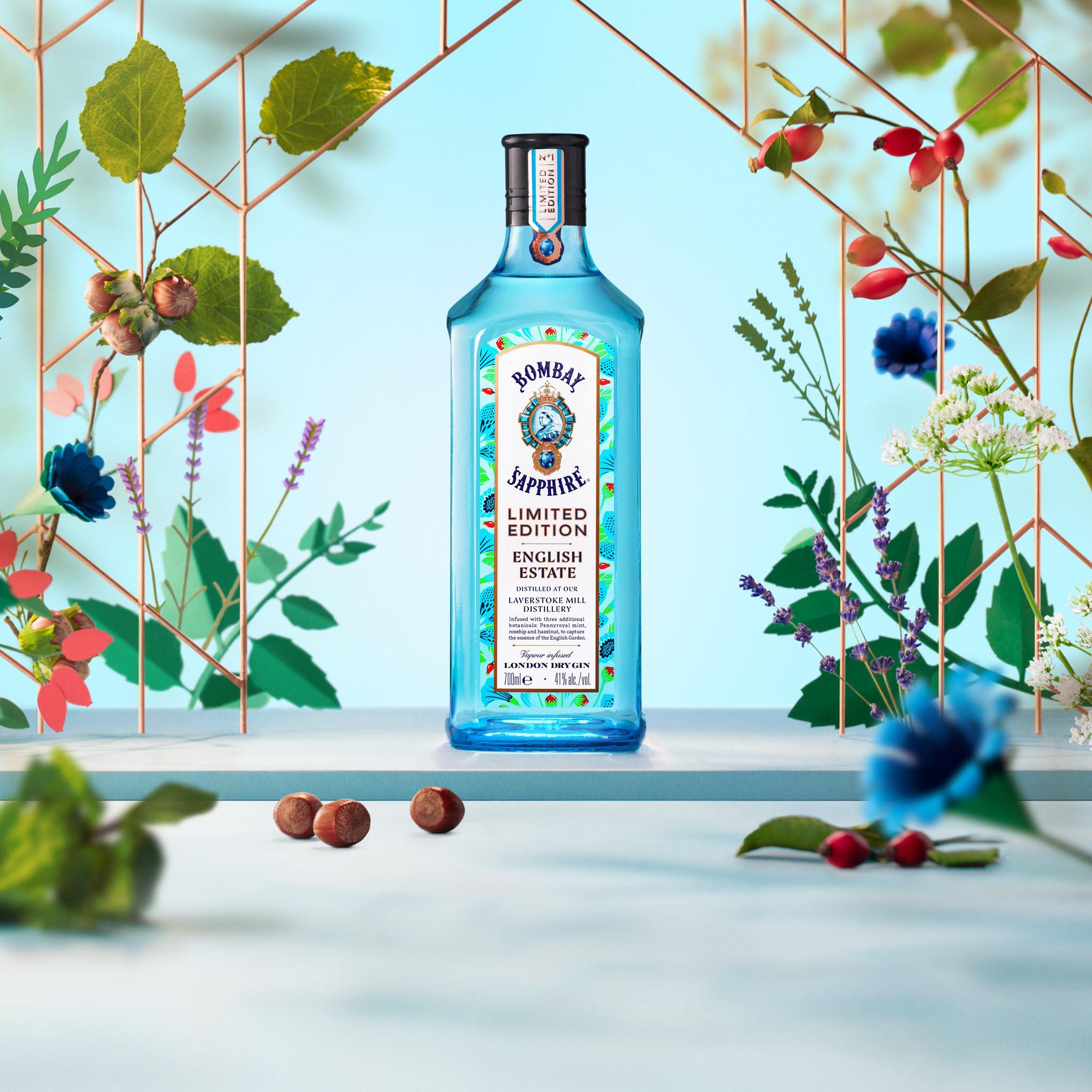 Bombay Sapphire lança nova edição limitada inspirada no verão nos campos