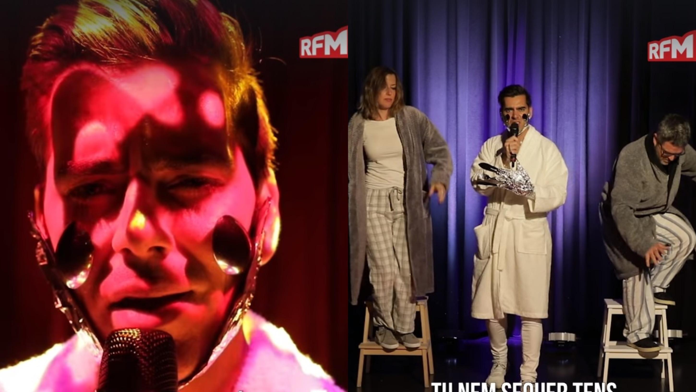 RFM: A música do Dia do Pai é uma versão de 'Telemóveis' de Conan Osíris