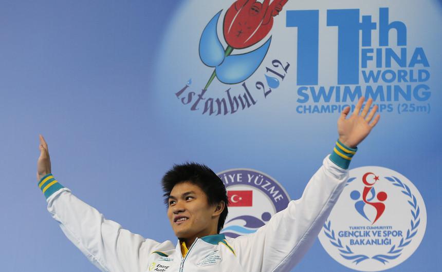 Nadador Kenneth To morre aos 26 anos após uma indisposição num treino