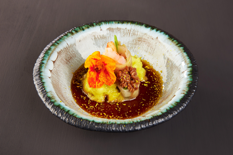 O Kanazawa introduz um menu vegetariano e dá as boas-vindas à primavera