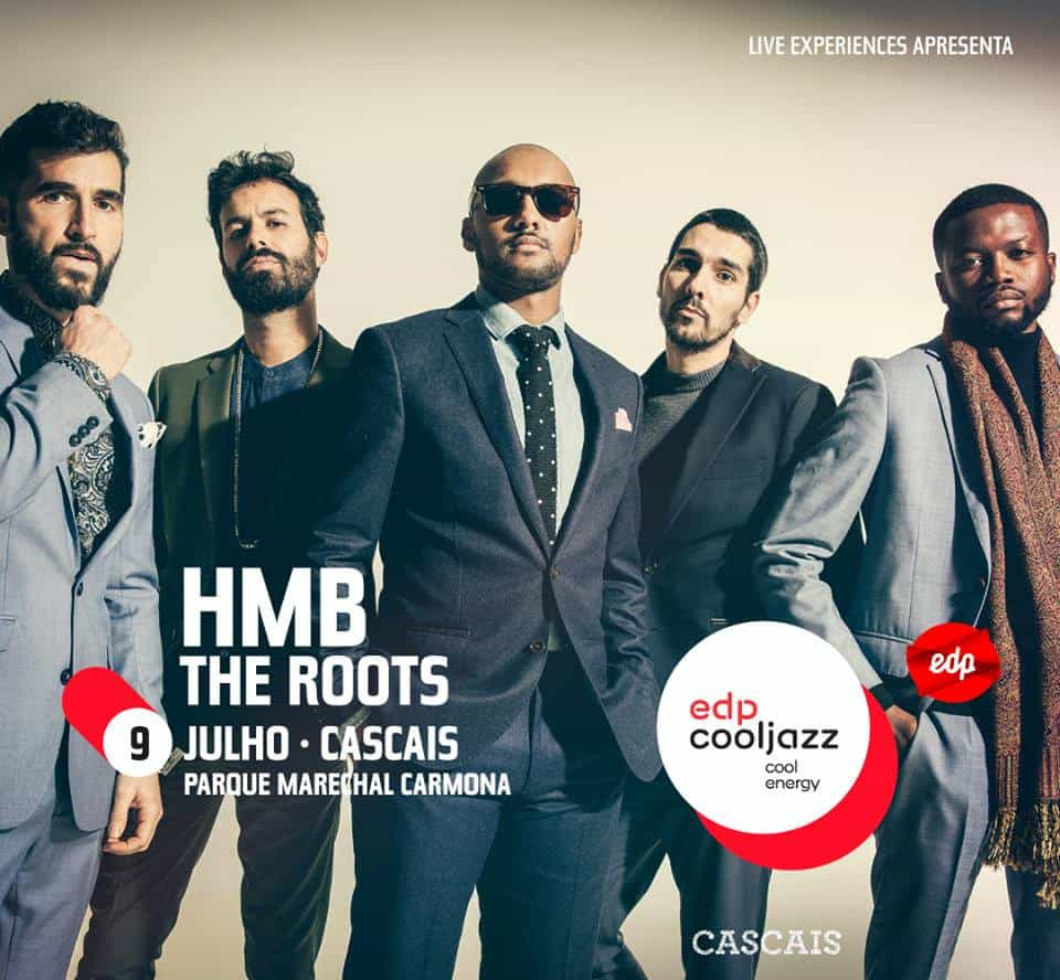 HMB confirmados no EDP Cool Jazz