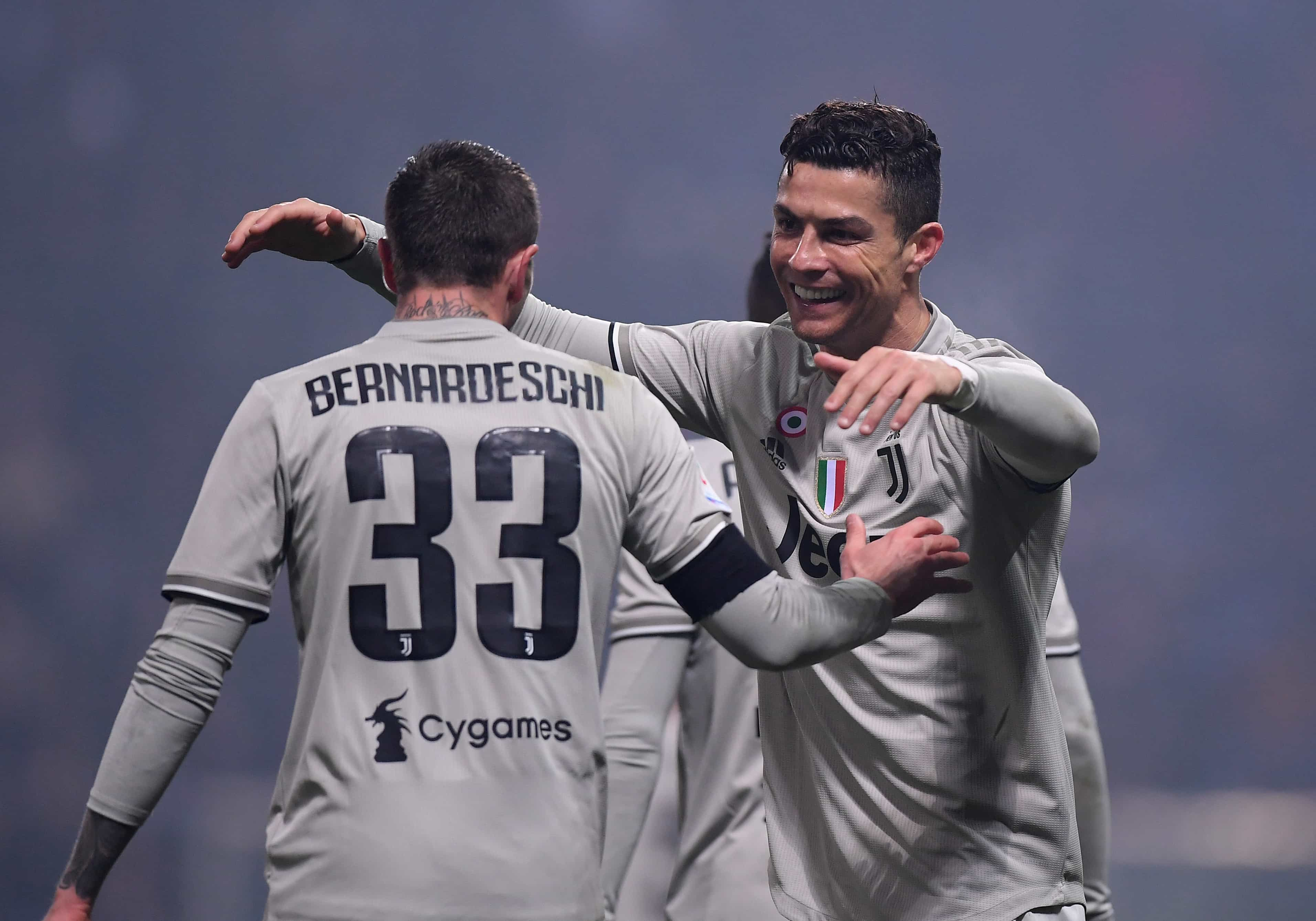 """""""Uma sanção a Ronaldo é uma loucura. Foi uma celebração, um gesto"""""""