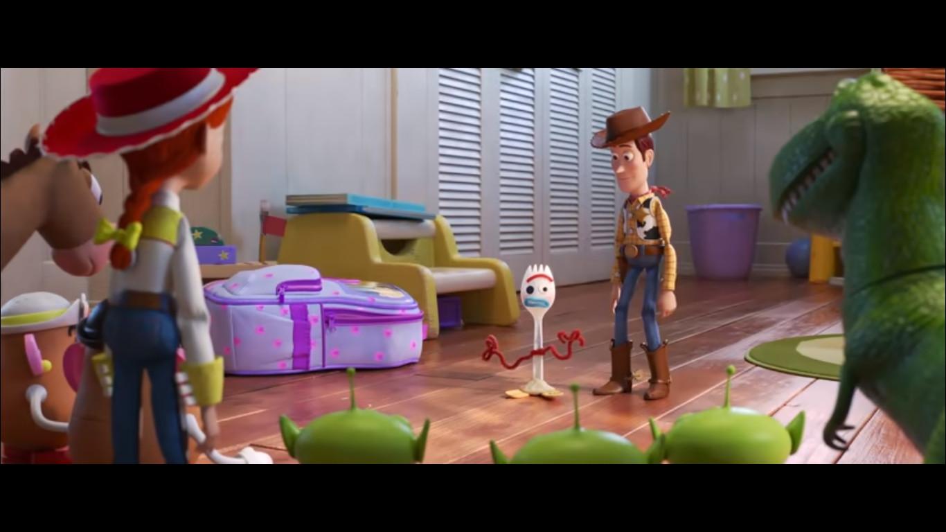 Depois de teaser, chega o primeiro trailer de 'Toy Story 4'