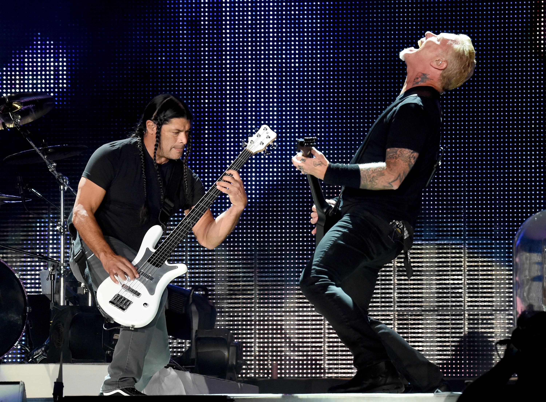 Metallica juntam-se à orquestra de São Francisco para concerto especial