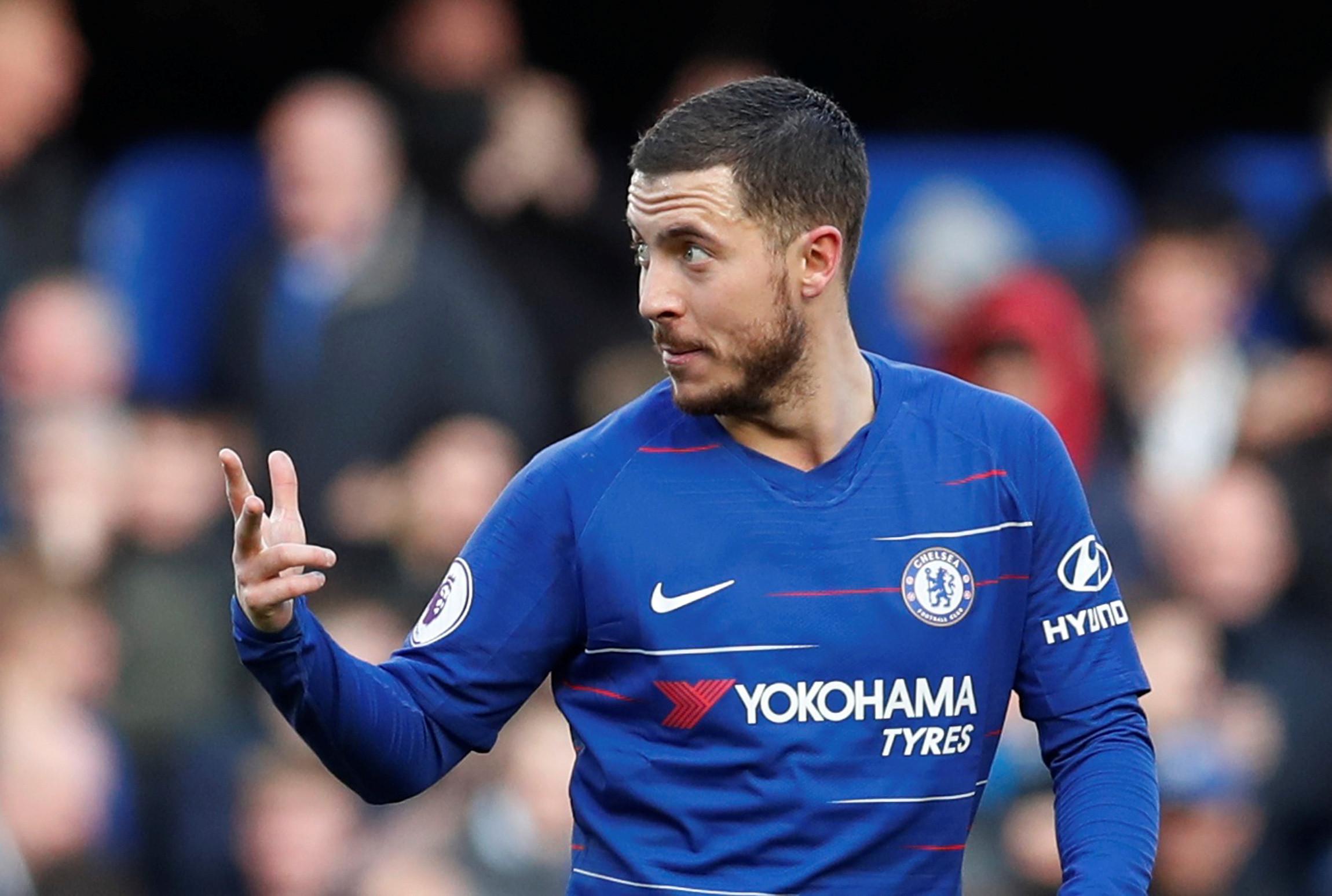 Hazard pode chegar a Madrid num negócio milionário