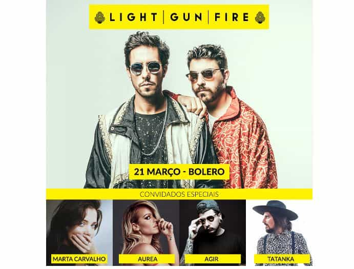 Light Gun Fire lança quarto single esta semana