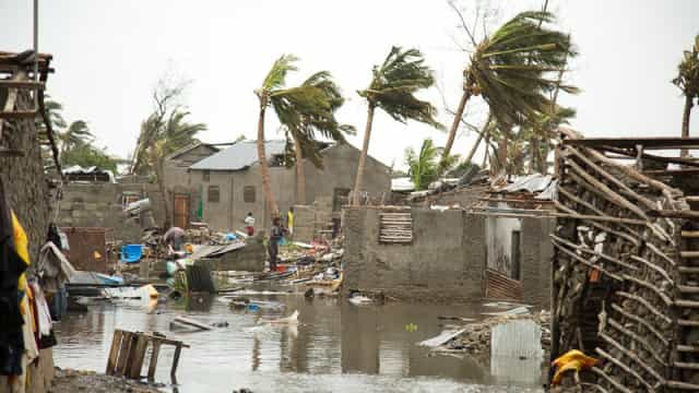 Moçambique: Número de vítimas mortais sobe para mais de 200