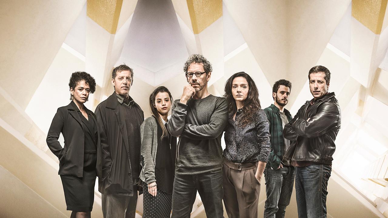 'Psi' estreia quarta temporada em simultâneo no Brasil em Portugal