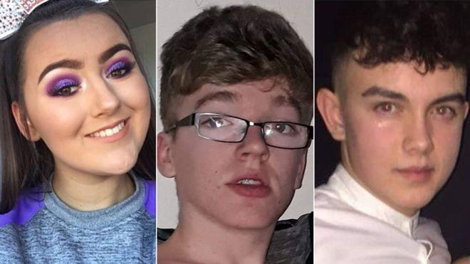 Dois homens detidos no caso dos três menores mortos em festa na Irlanda