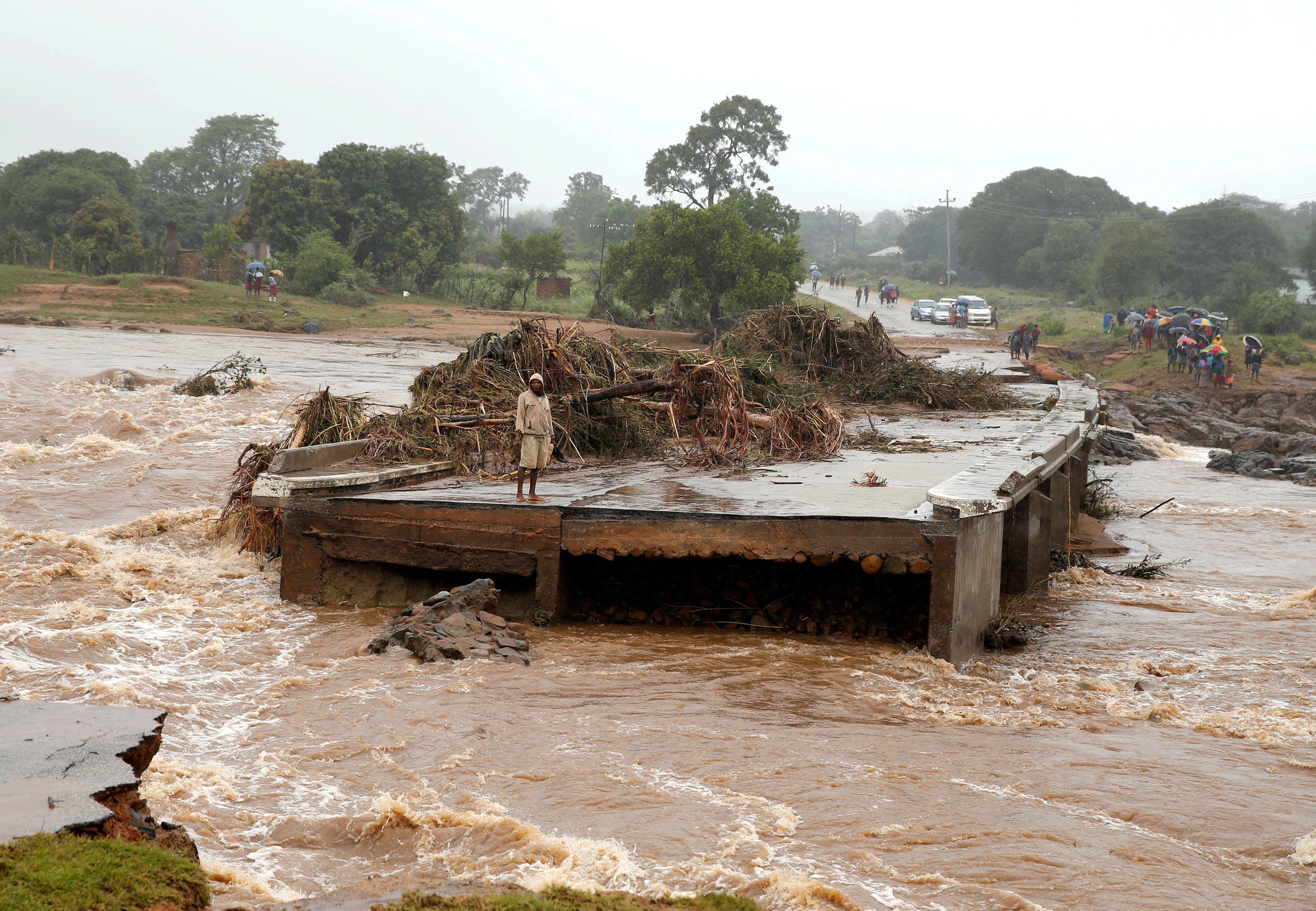 Equipa portuguesa a caminho da Moçambique para avaliar tragédia