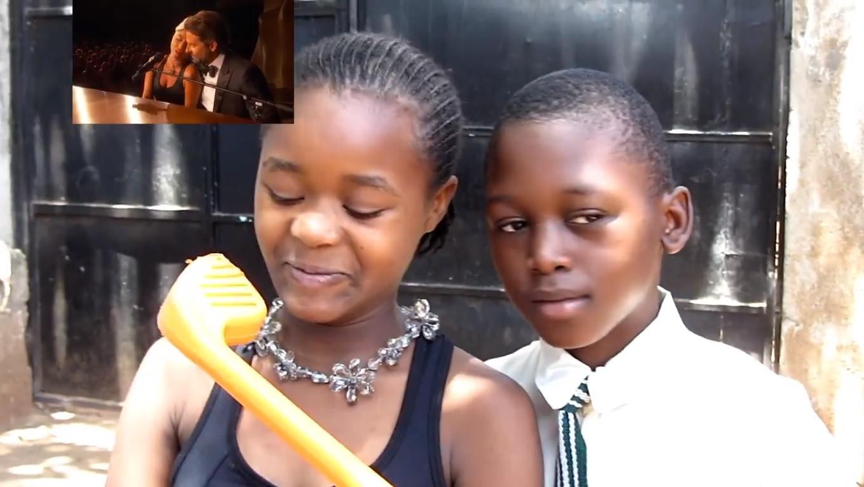 Lembra-se dos meninos quenianos que imitaram Conan Osíris? Têm novo vídeo
