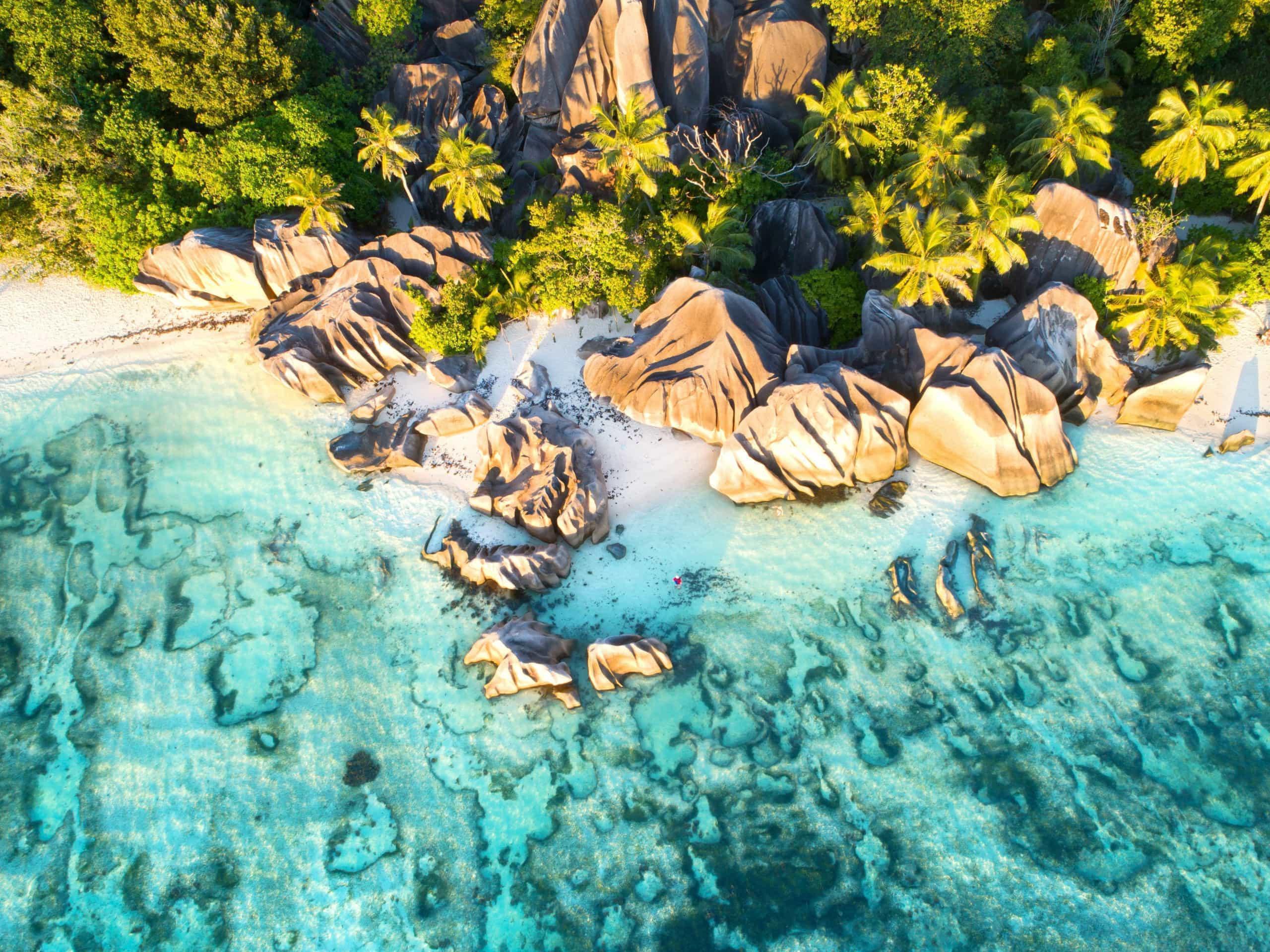 Paraísos tropicais: As mais fantásticas praias de África