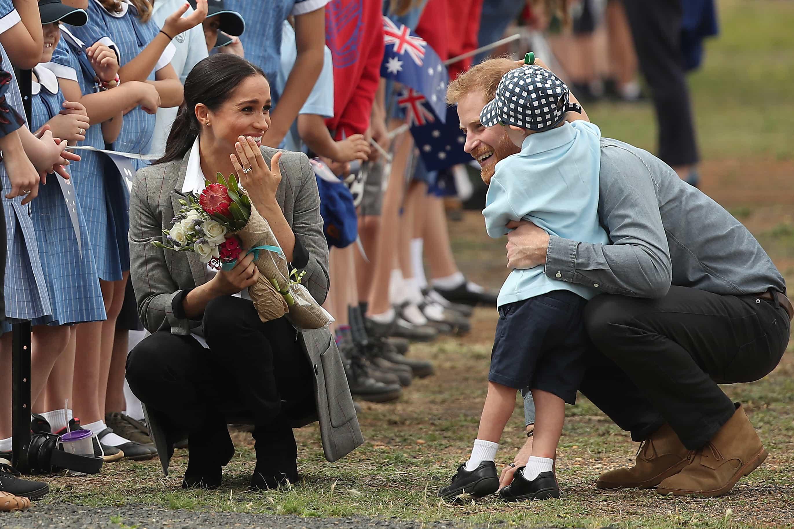 As qualidades que farão do príncipe Harry um ótimo pai