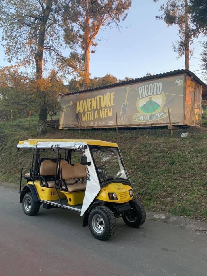 Parque aventura abre sábado em Braga e espera 40 mil visitantes por ano