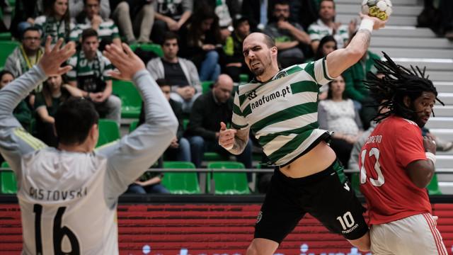 Sporting derrota Benfica e arranca fase final da melhor maneira