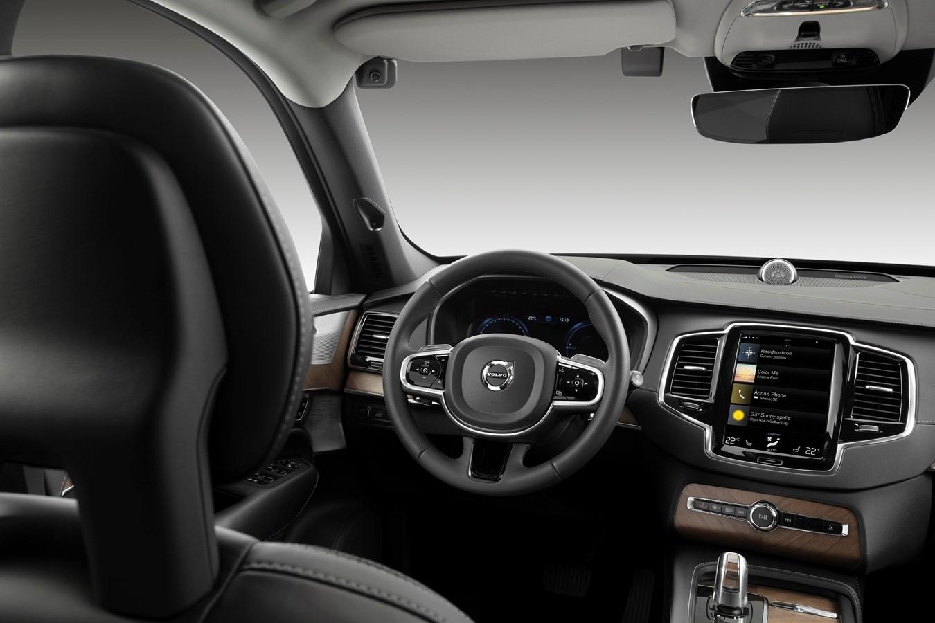 Volvo tem solução para impedir que conduza embriagado