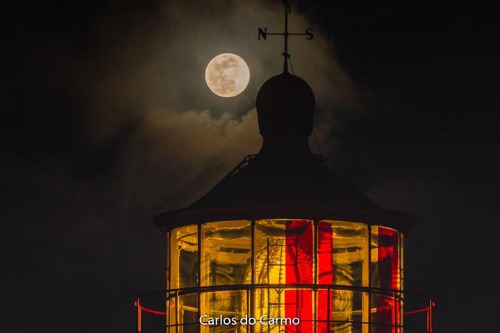 Última Super Lua de 2019 não desiludiu. Veja as imagens