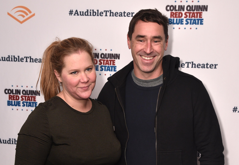 Amy Schumer revela que o marido é autista