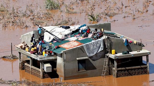 São já 598 mortos só em Moçambique. Mais 80 em relação a ontem