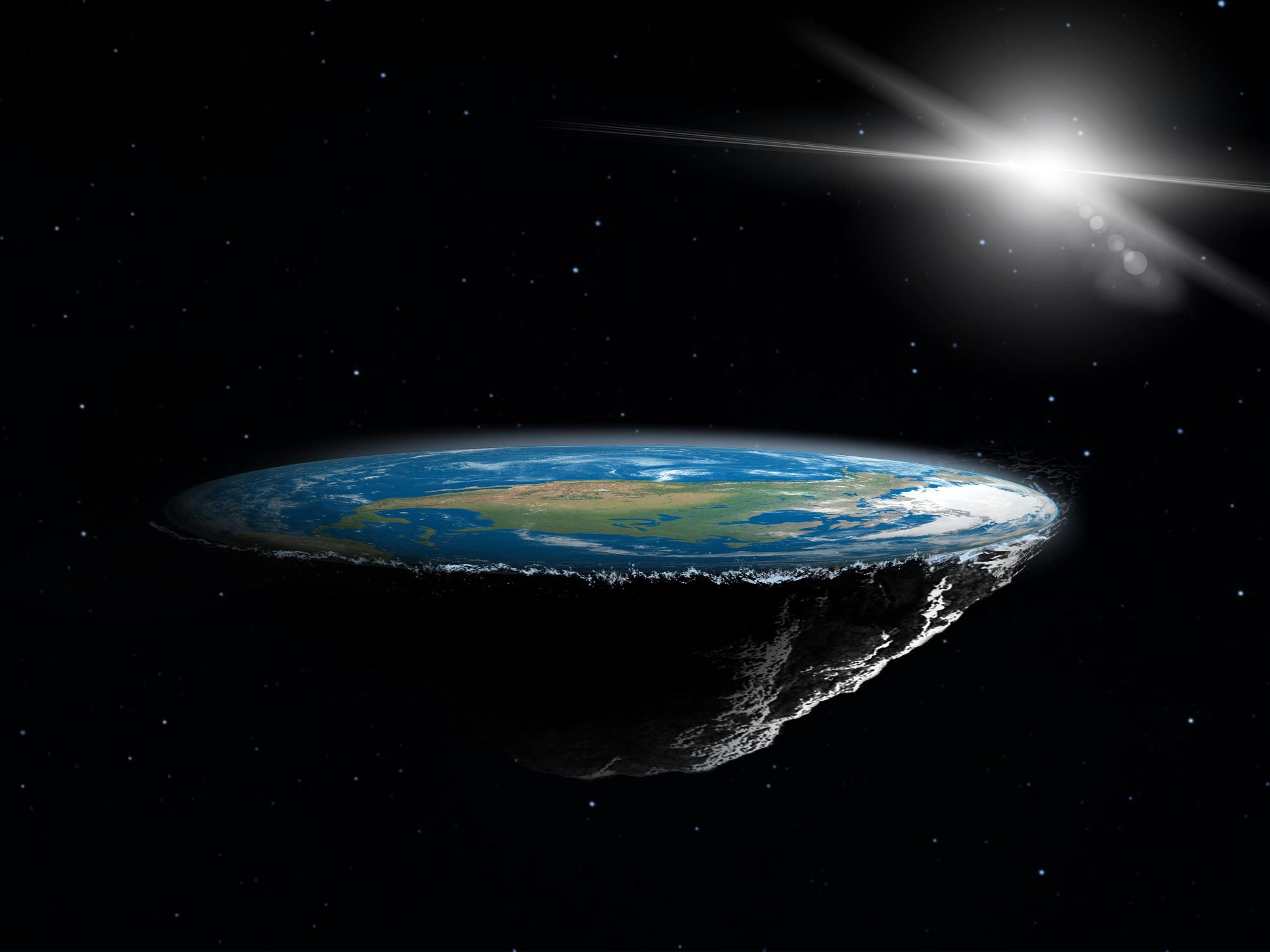 Grupo de teóricos vai até à Antártida para provar que a Terra é plana