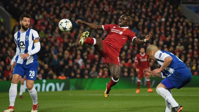FC Porto recebe agradecimento do Liverpool por causa dos bilhetes