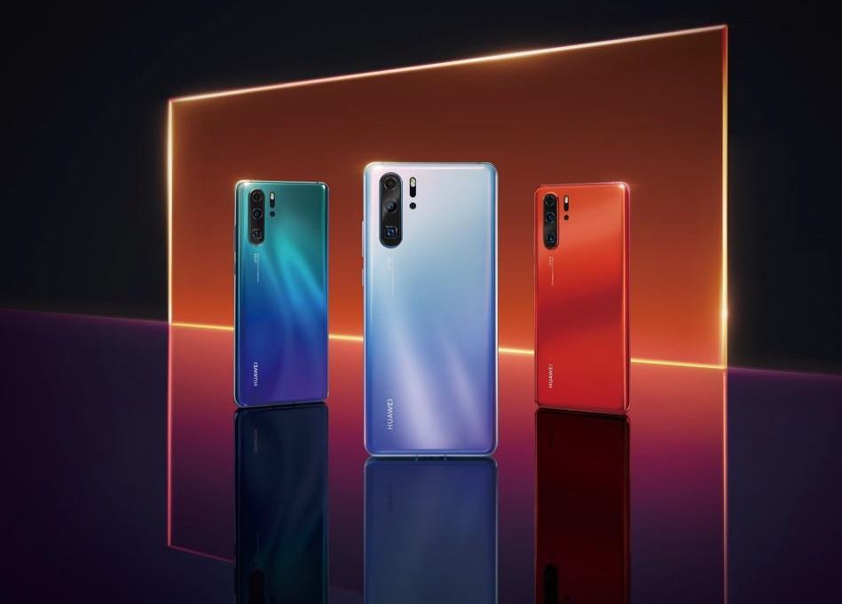 Surpresa estragada? Imagens revelam os novos topos de gama da Huawei