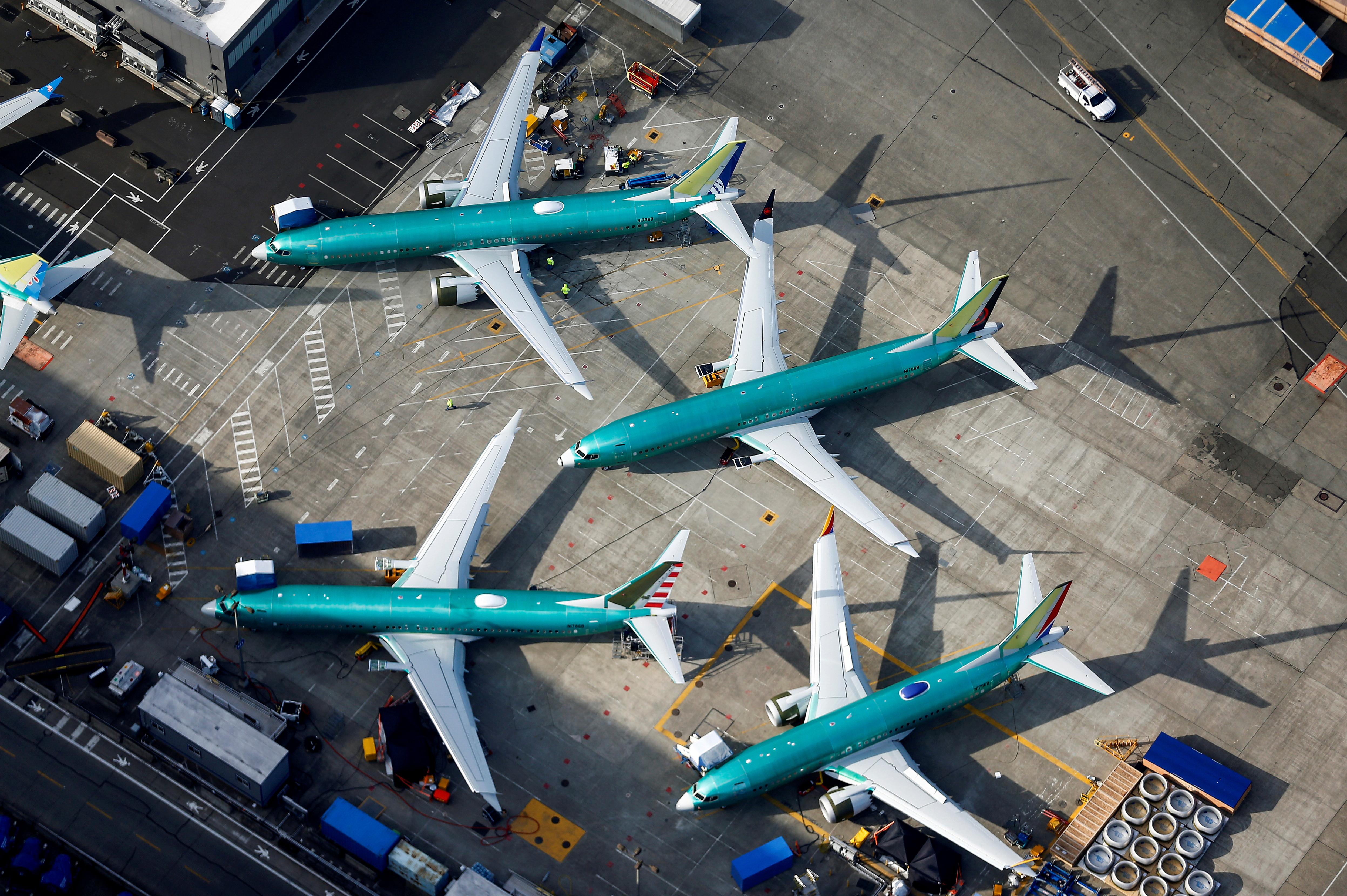 Formação em Boeing 737 Max 8 foi feita através de curso rápido online