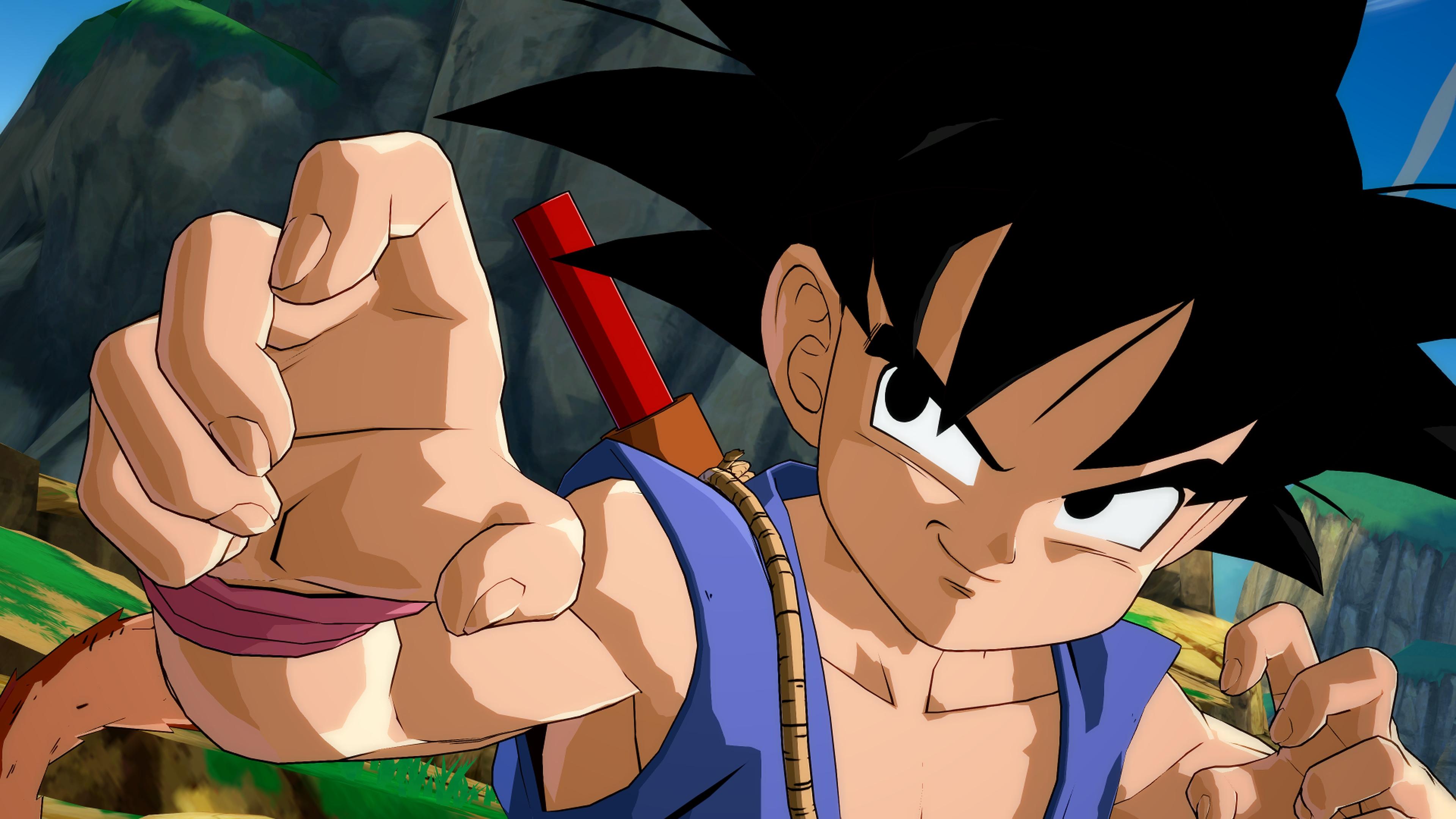 Há mais um Son Goku a chegar ao jogo de luta de 'Dragon Ball'