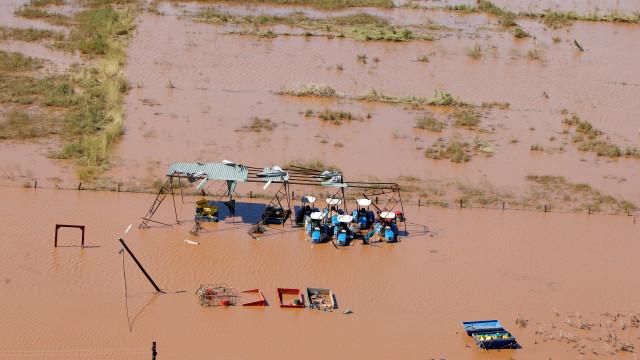 Número de mortos provocado pelo ciclone Idai em Moçambique sobe para 518