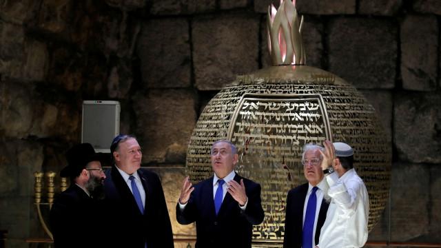 Pompeo crê que Trump foi enviado por Deus para salvar os judeus