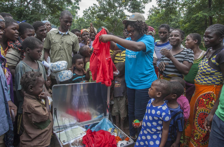 Unicef chegou a Moçambique, Malawi e Zimbabué. Saiba como ajudar também