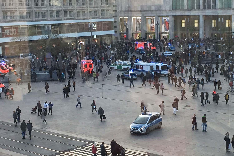 Polícia alemã chamada a intervir em confronto criado por youtubers rivais