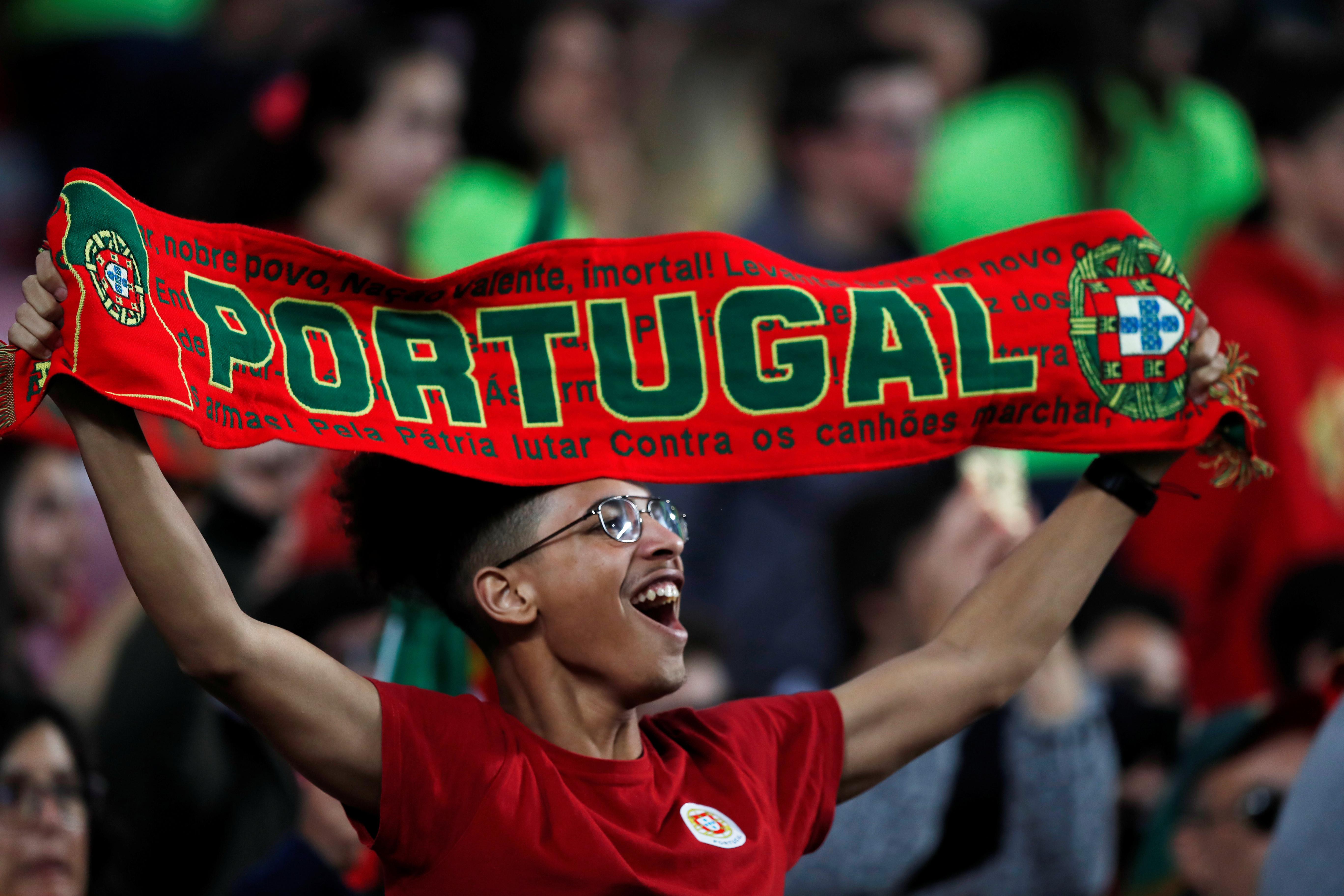 [0-0] Já se joga o Portugal-Ucrânia na Luz