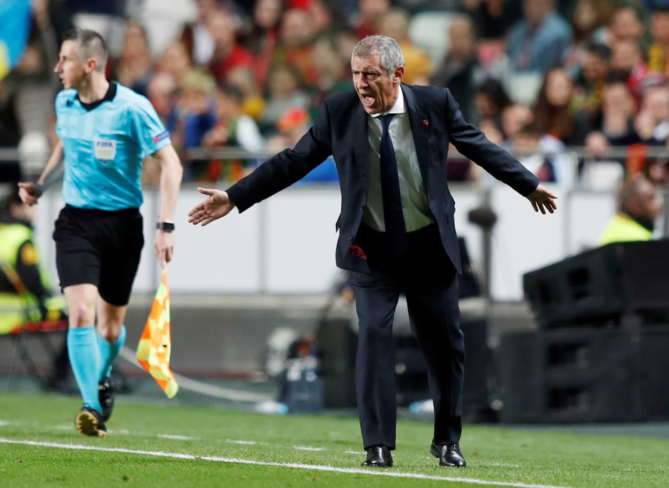 """""""Foi um resultado injusto. Portugal merecia ganhar"""""""