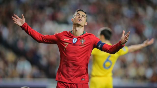 Empate português pode mesmo ser... um bom presságio para o Euro'2020