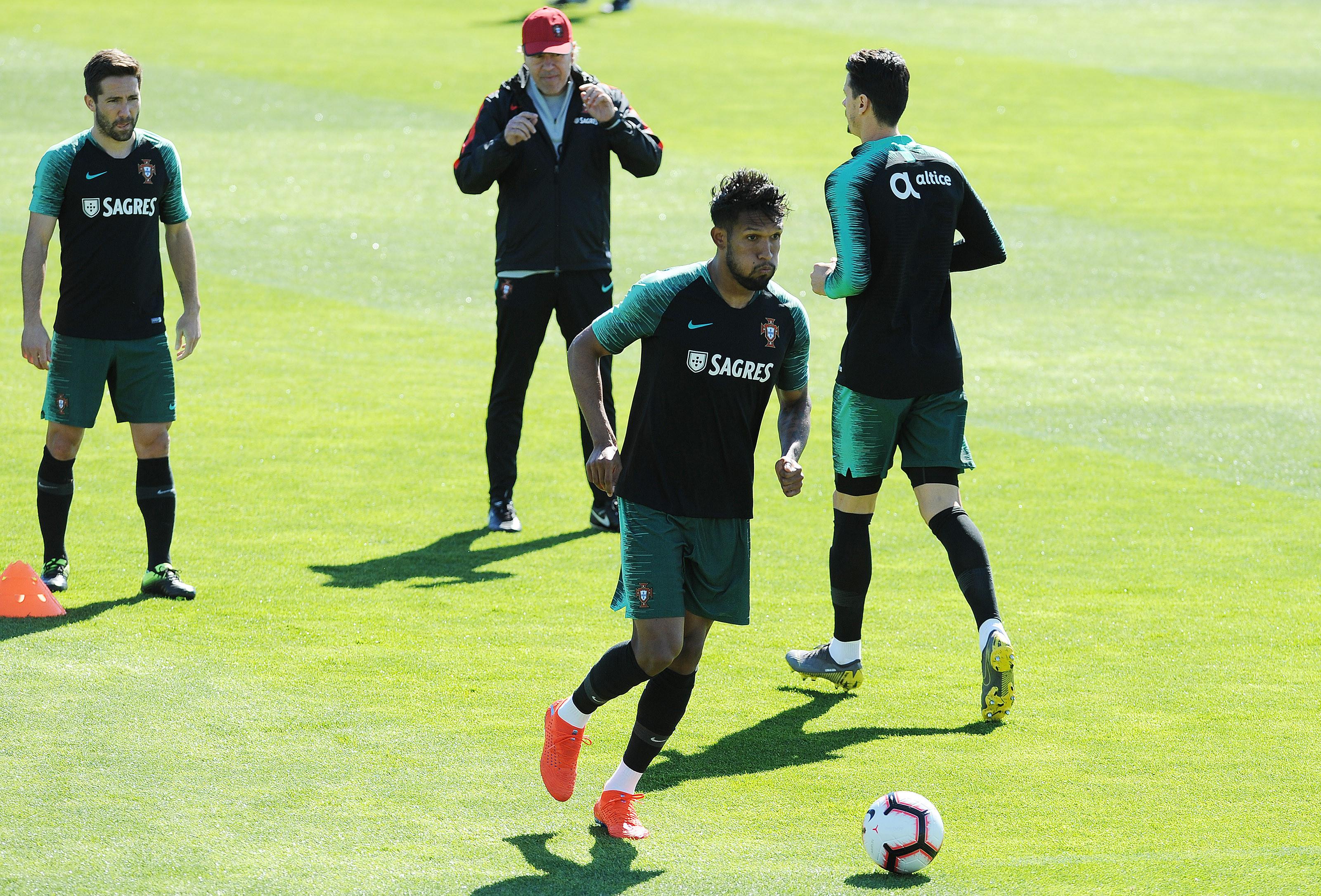 Dyego Sousa passa a ser o 7.º jogador naturalizado a representar Portugal
