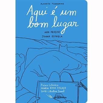 Ana Pessoa e Joana Estrela editam diário gráfico 'Aqui é um bom lugar'