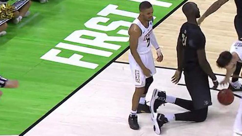 O gigante apontado à NBA que está a deixar o mundo de boca aberta