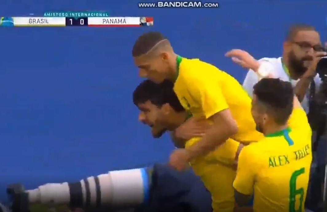 O nascer de uma estrela? Lucas Paquetá marca primeiro golo pelo Brasil