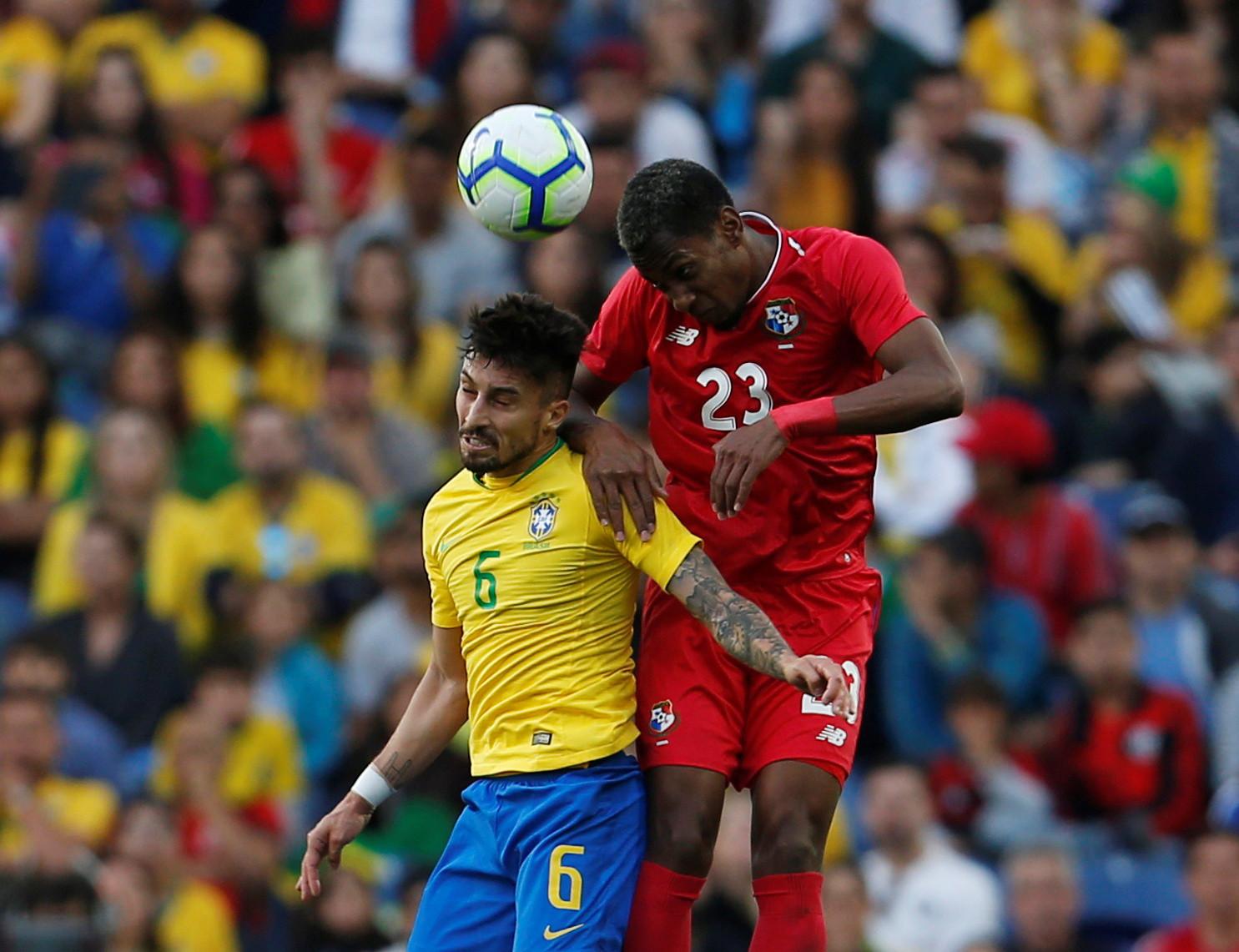 Brasil decepciona no Dragão frente ao Panamá