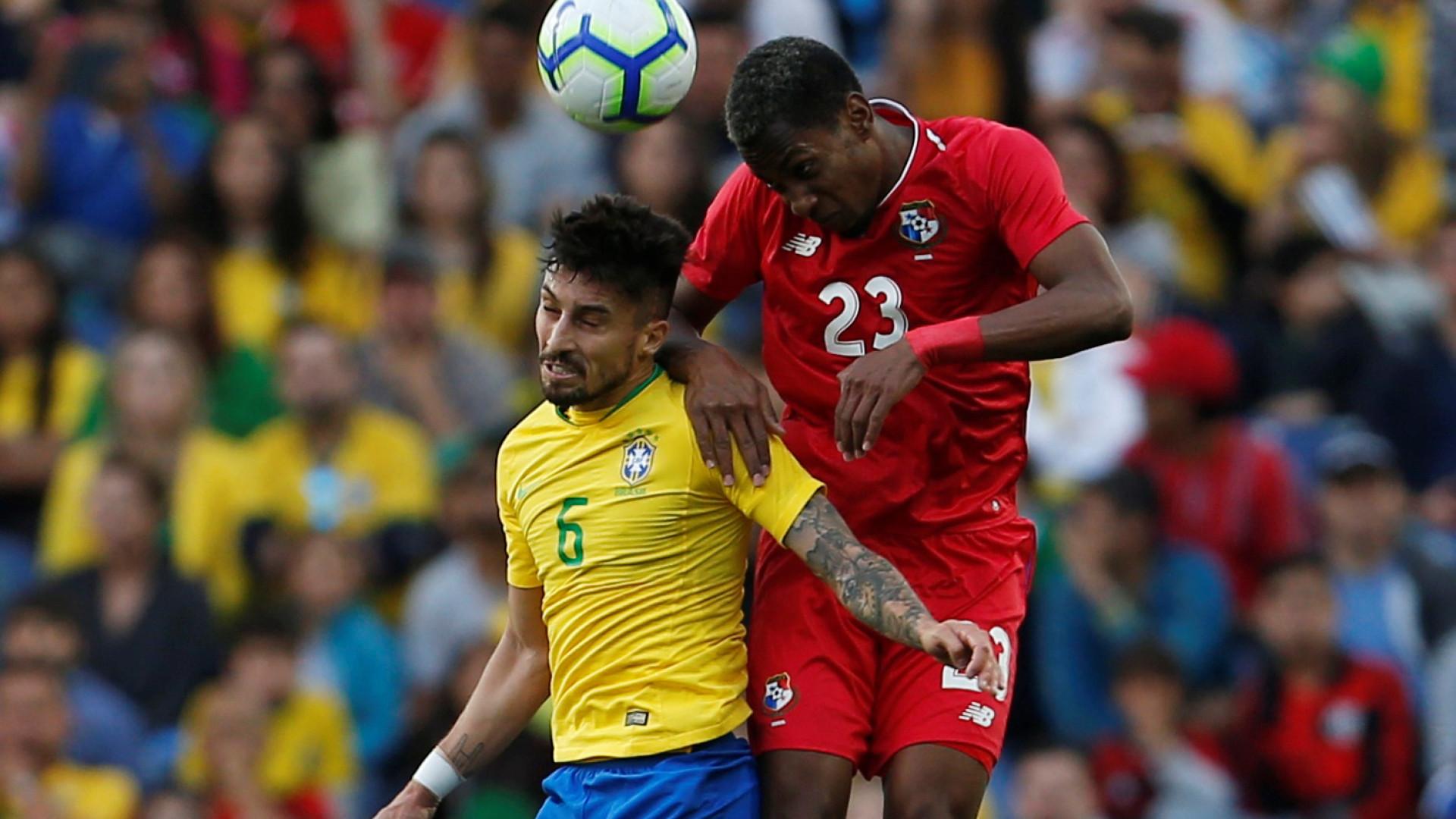 Brasil desilude no Dragão frente ao Panamá