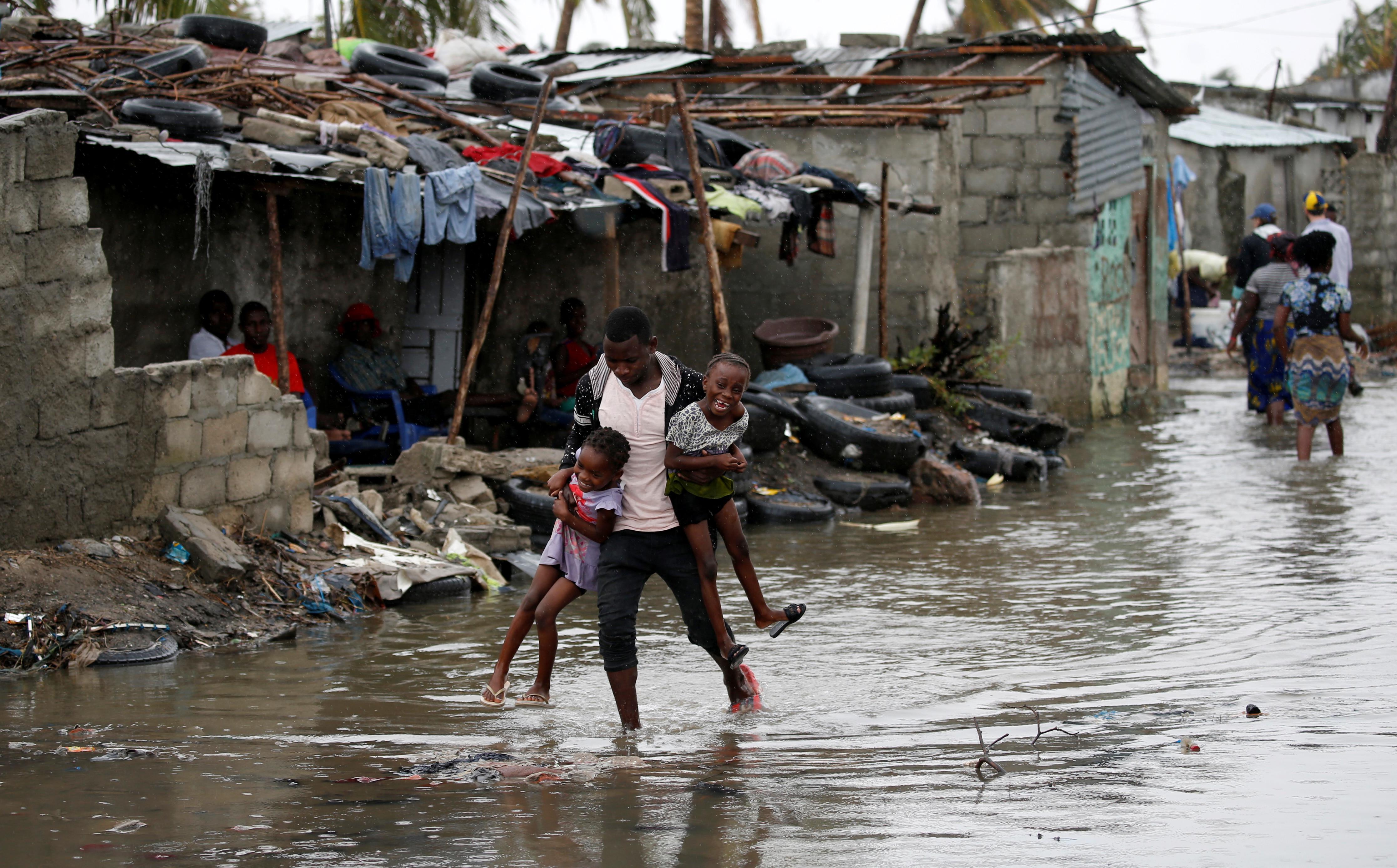 Número de mortos em Moçambique sobe para 446